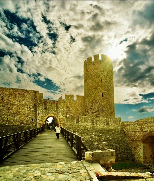 Kalemegdan Fortress, Serbia