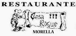 Restaurante Casa Roque. Morella