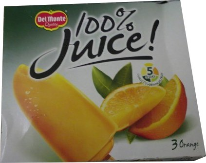 how to make ice lollies with juice