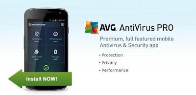 AVG Antivirus Pro V5.1.1