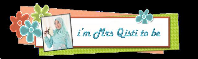 Mrs.Qisti to be