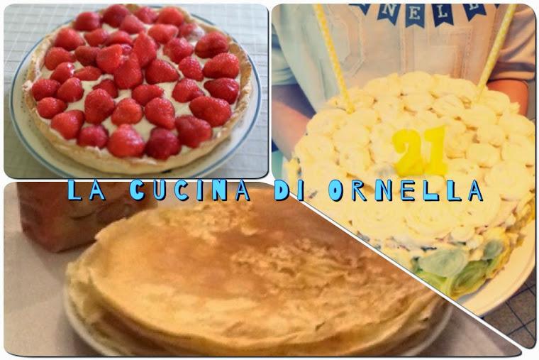La Cucina di Ornella - Ornella's kitchen