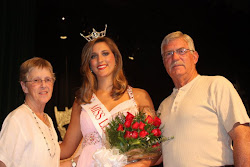 Miss Leeds Area Outstanding Teen 2012