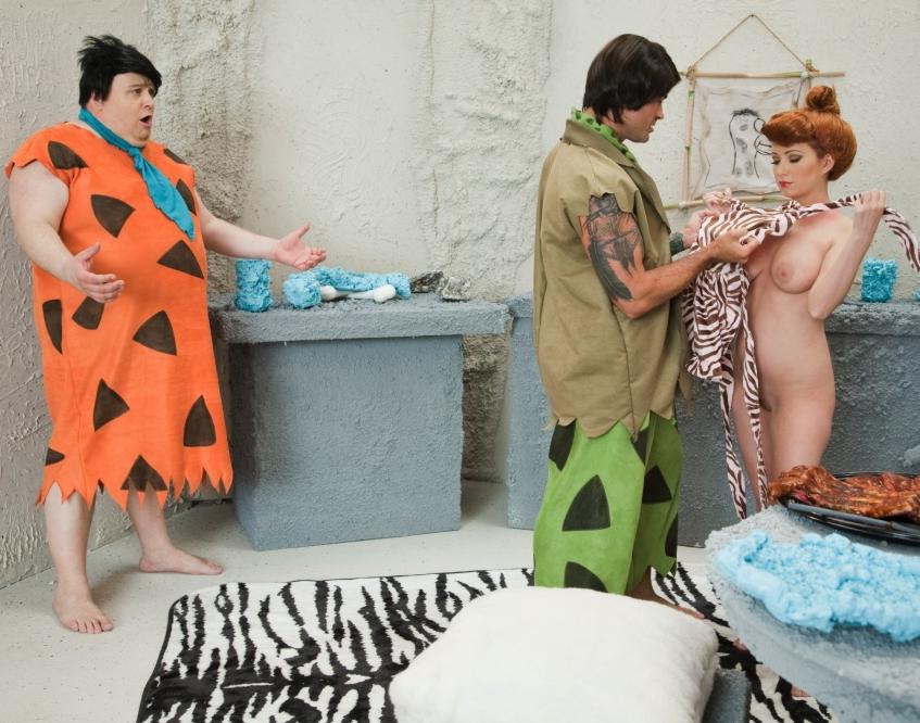 Sehen Sie sich die Flintstones: A XXX Parodie Porno Full