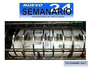 PRESENTACIÓN DE NUEVO SEMANARIO 24