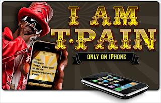 T-pain iPhone app
