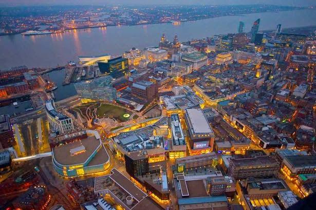 利物浦城市鳥瞰
