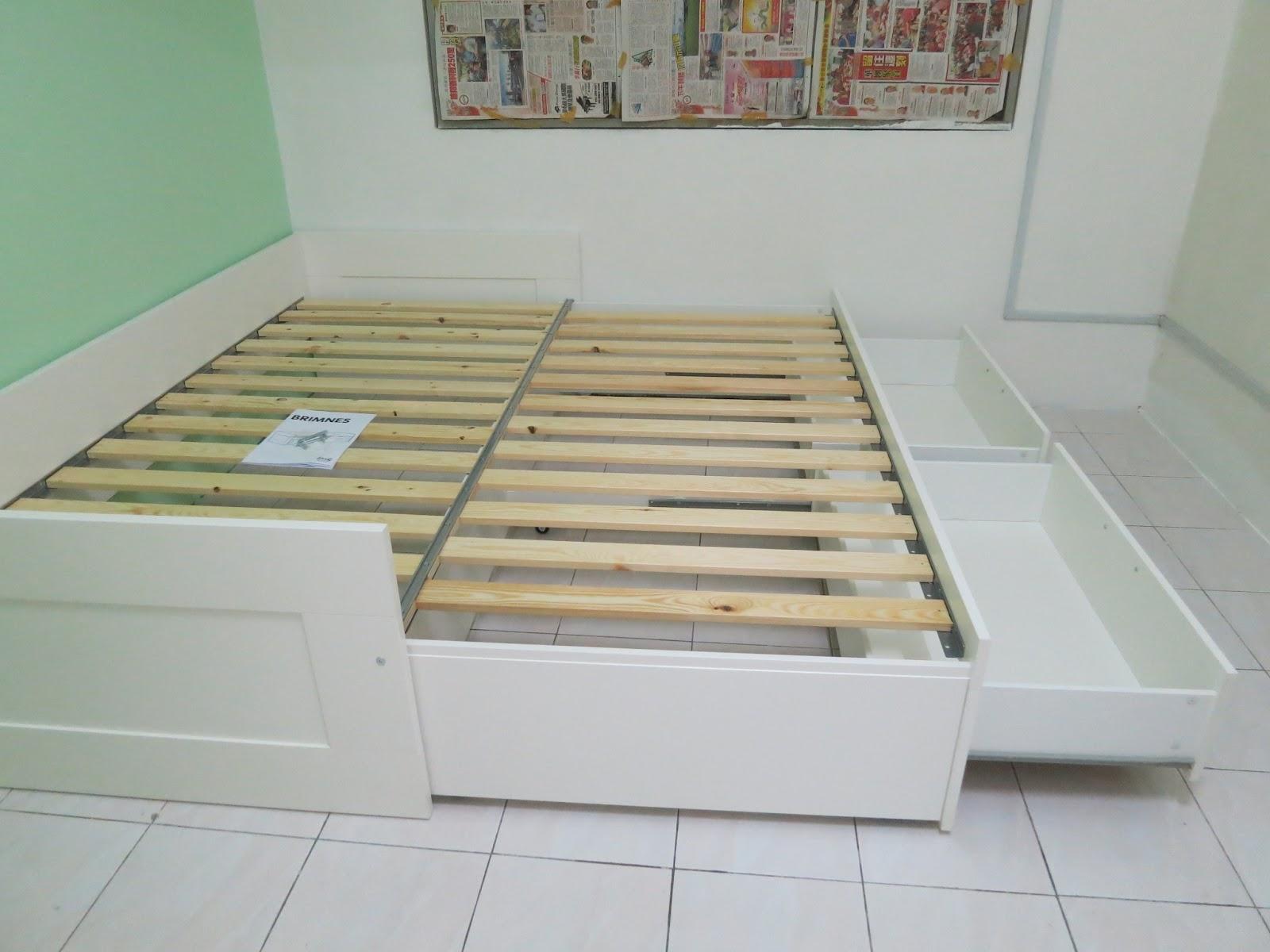 Masreena Sebab Apa Beli Katil BRIMNES di IKEA