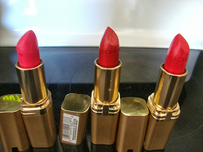 l'oreal color riche lipstick Review