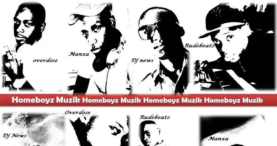 Homeboyz Muzik News Remix...[2 Track] 2011