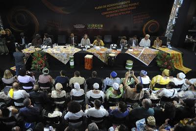 Lançado Plano de Desenvolvimento Sustentável dos Povos de Matriz Africana
