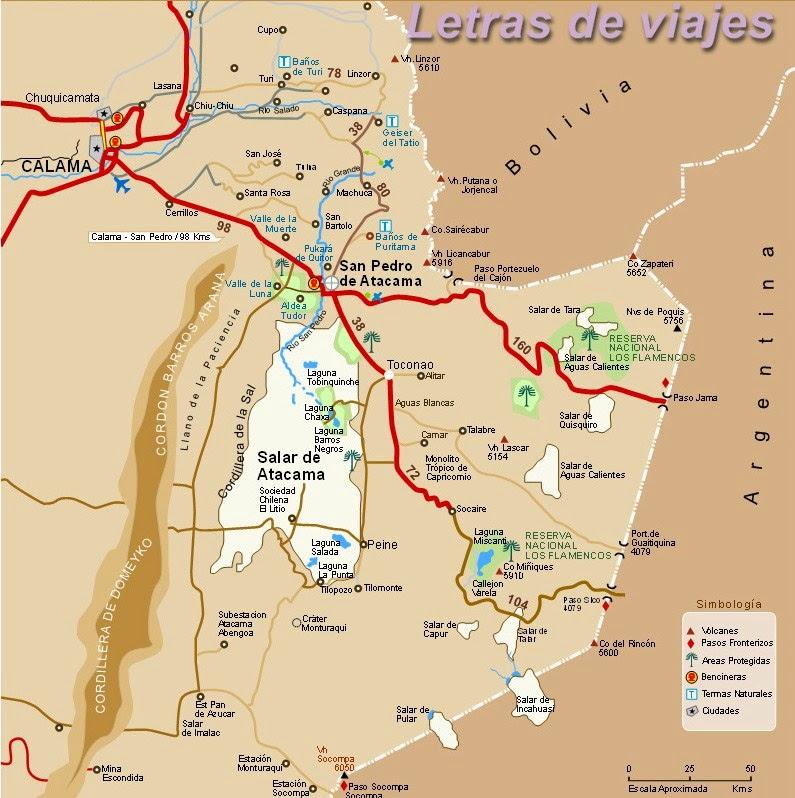 San Pedro De Atacama Chile  city photos : Letras de viajes: Chile San Pedro de Atacama Cordillera de la Sal ...