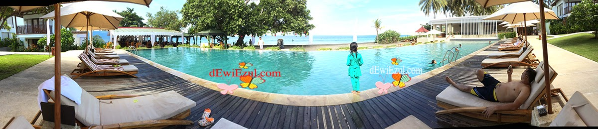 menginap di Living Asia Resort Lombok