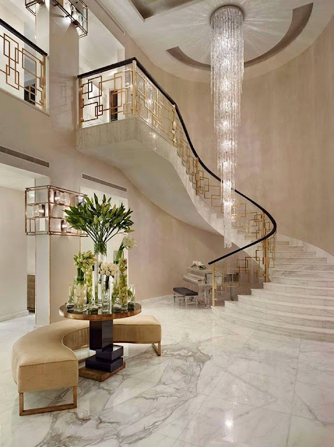 Mansion Staircase Ideas