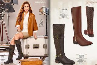 Cklass  botas de moda