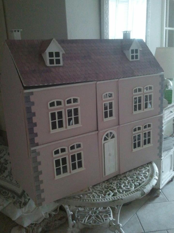 Gustaviaans poppenhuis for Groot poppenhuis