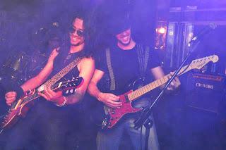 Rio de Metal - banda Mademoiselle