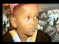 Anak kecil Hafal al Qur'an