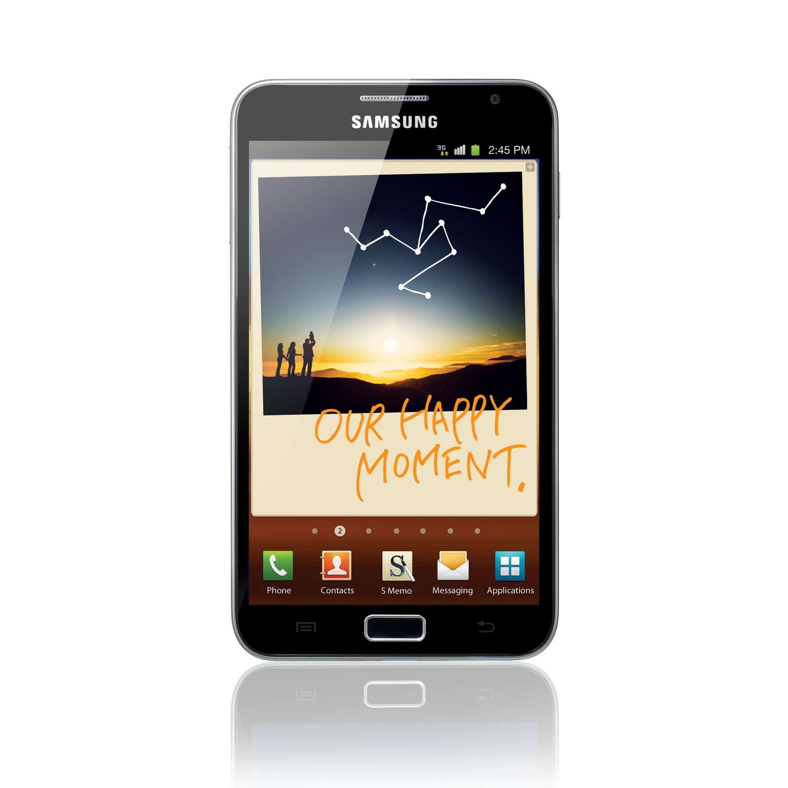 samsung galaxy note smartphone features technical specs. Black Bedroom Furniture Sets. Home Design Ideas