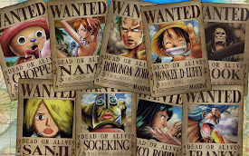 Straw Hat Wanted Poster 85