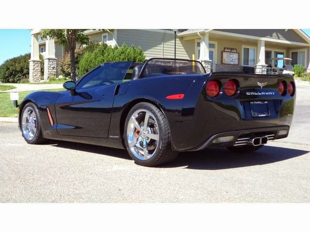 2009 Corvette Callaway at Purifoy Chevrolet
