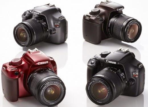 Spesifikasi Kamera Canon Untuk Pemula