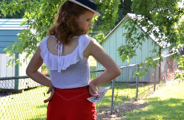 Flashback Summer: Keep Your Eye on the Grand Ol' Flag!