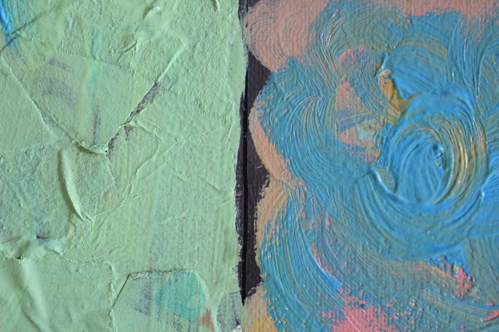 art by neem how to add texture to your acrylic painting