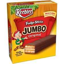 Free Keebler Fudge Jumbo Stick Sample