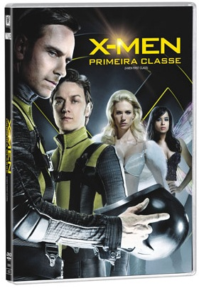 Download X-Men: Primeira Classe DVD-R Dual Áudio