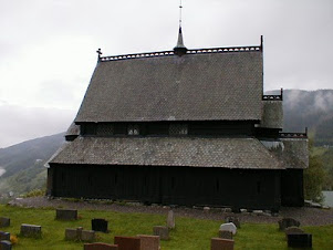 Stave Church in Reingly, Bang