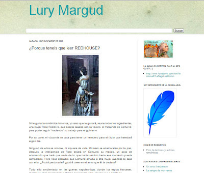 Lury Margud Blog