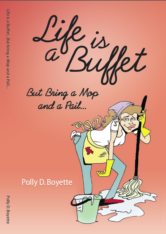 Latest in the Life is a Buffet Book Series