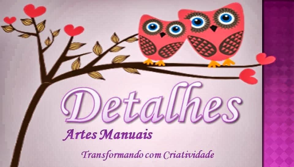 Detalhes Artes Manuais