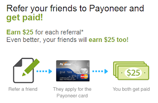 payoneer refer