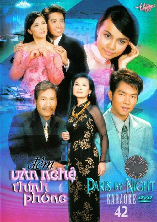 PBN Karaoke 42: Đêm Văn Nghệ Thính Phòng (DVD9)