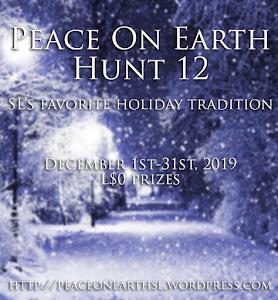 Peace On Earth Hunt 12