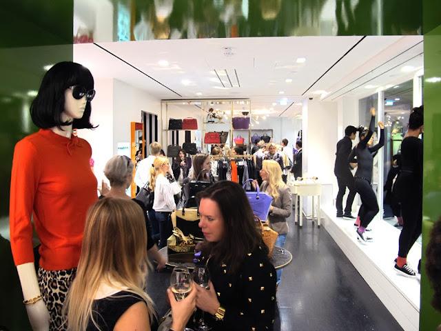 Kate Spade Covent Garden store