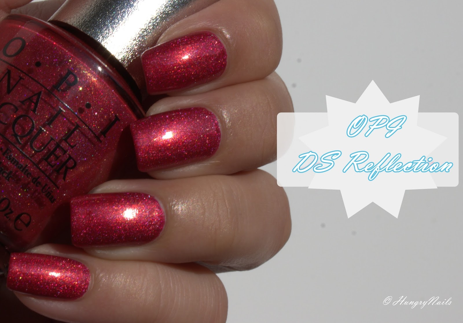 Swatches | OPI DS Reflection - HungryNails Blog | Die bunte Welt der ...