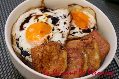 La Cuisine De Veronica 餐蛋飯