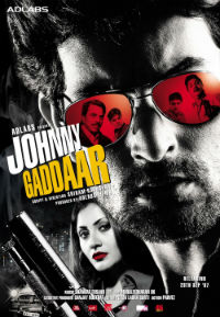 Johnny Gaddaar (2007) Movie Poster