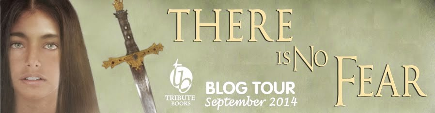 There Is No Fear Blog Tour