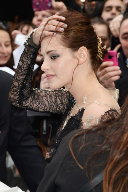 Kristen Stewart :Robert Pattinson ve Hollywood ın Prensesi