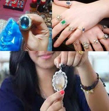 batu cincin wanita