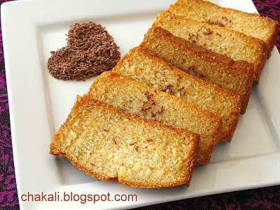 eggless cake, cake without egg, plain sponge cake recipe