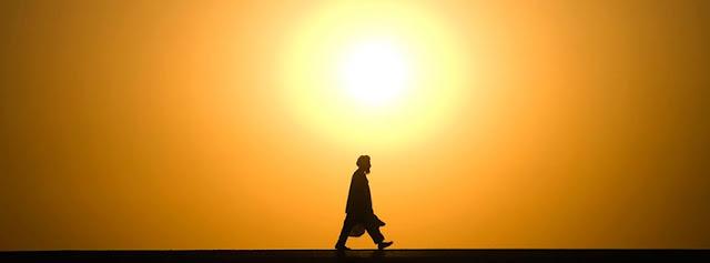 Alone In Sun Light