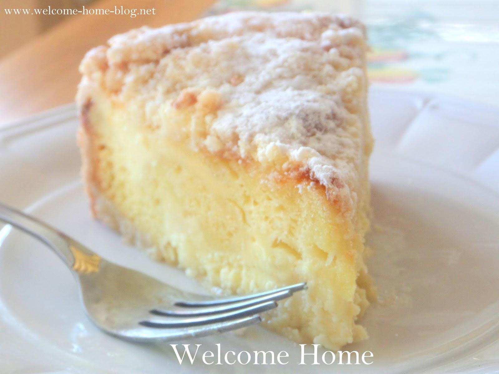 Lemon Pound Cake With Whipping Cream