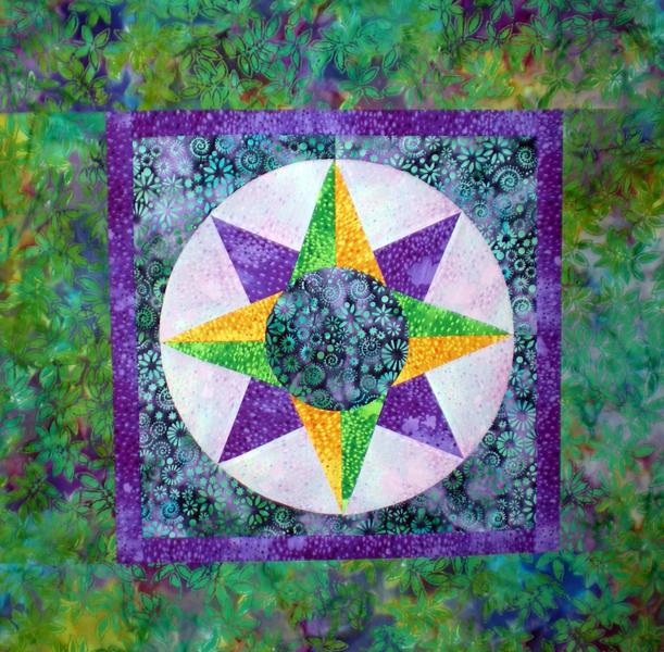 Debby Kratovil Quilts September 2012