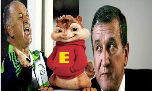 Eletrikus Brasiliensis é culpado pro derrota do Brasil para inglaterra