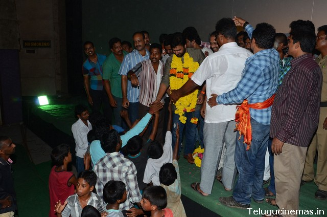 Nara Rohit Asura success tour at Mandapeta Sri Vijaya Mahal theater photos  ,Asura success tour at Mandapeta photos,Asura Success tour in Andhra Pradesh,Mandapeta Photos,Telugucinemas.in,Nara Rohit at Mandapeta Sri Vijaya Mahal theater ,